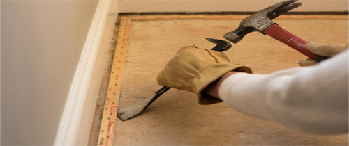 Carpet Tack Strip Replacement