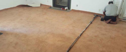 Carpet-power-stretching