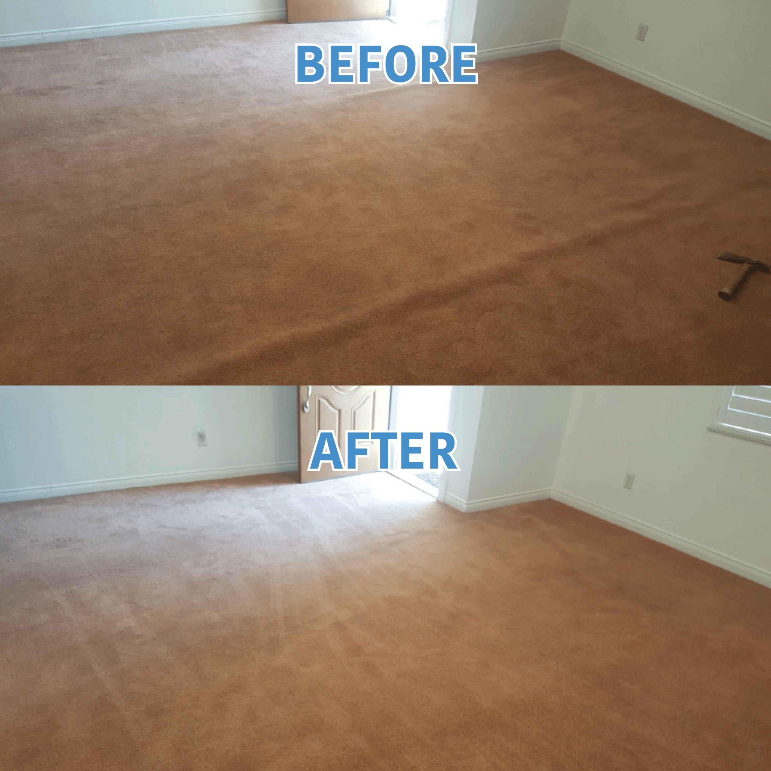 Carpet Re-Streching
